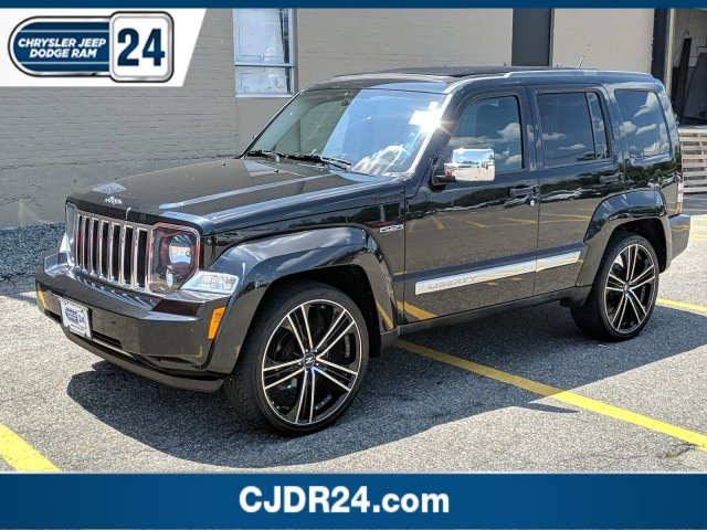 Pre-Owned 2011 Jeep Liberty Sport Jet