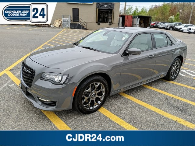 Certified Pre-Owned 2017 Chrysler 300 300S