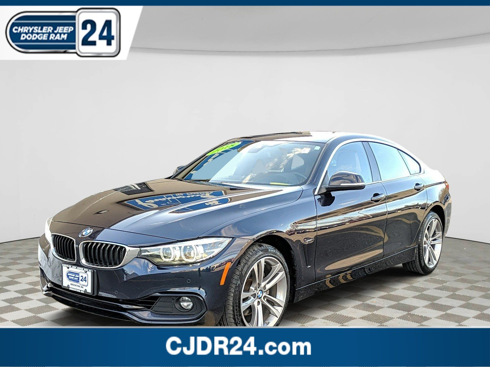 Pre-Owned 2018 BMW 4 Series 430i xDrive
