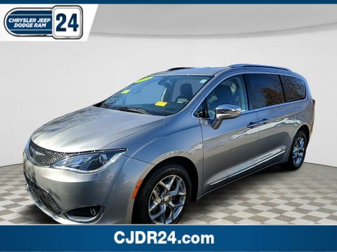 Certified Pre-Owned 2018 Chrysler Pacifica Limited