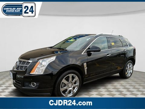 Pre-Owned 2012 Cadillac SRX Premium Collection